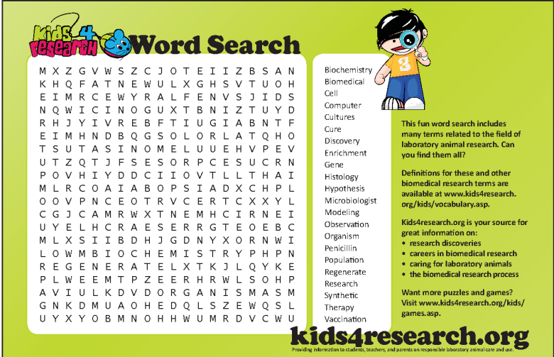 word search flyer thumb